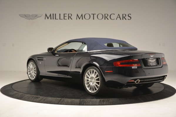 Used 2007 Aston Martin DB9 Convertible for sale Sold at Bentley Greenwich in Greenwich CT 06830 26