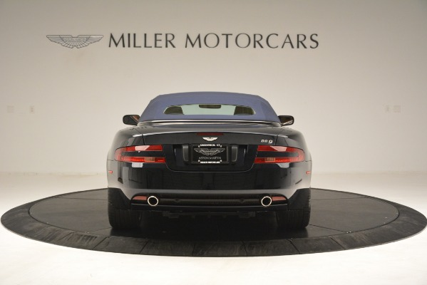 Used 2007 Aston Martin DB9 Convertible for sale Sold at Bentley Greenwich in Greenwich CT 06830 27