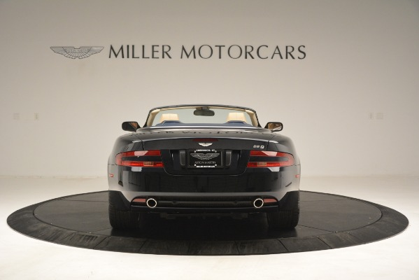 Used 2007 Aston Martin DB9 Convertible for sale Sold at Bentley Greenwich in Greenwich CT 06830 6