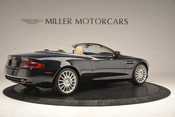 Used 2007 Aston Martin DB9 Convertible for sale Sold at Bentley Greenwich in Greenwich CT 06830 8