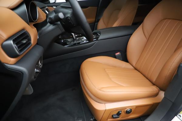 New 2019 Maserati Levante Q4 for sale $83,660 at Bentley Greenwich in Greenwich CT 06830 15