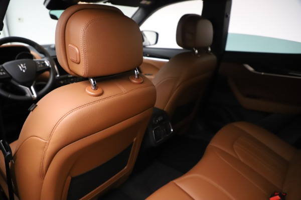 New 2019 Maserati Levante Q4 for sale Sold at Bentley Greenwich in Greenwich CT 06830 20