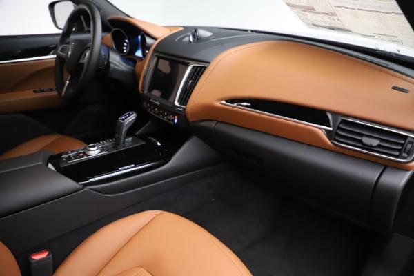 New 2019 Maserati Levante Q4 for sale $83,660 at Bentley Greenwich in Greenwich CT 06830 22