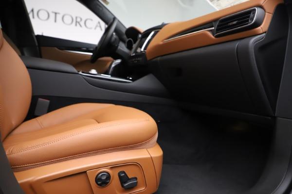 New 2019 Maserati Levante Q4 for sale $83,660 at Bentley Greenwich in Greenwich CT 06830 23