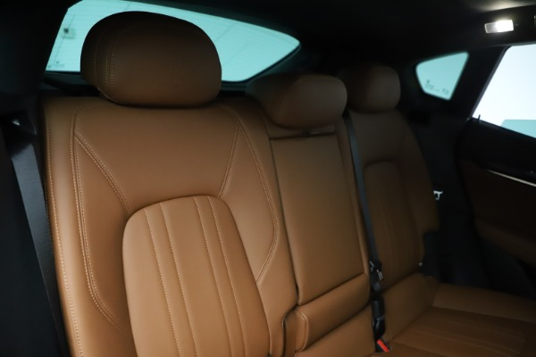New 2019 Maserati Levante Q4 for sale $83,660 at Bentley Greenwich in Greenwich CT 06830 26