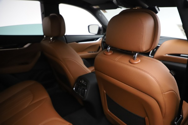New 2019 Maserati Levante Q4 for sale Sold at Bentley Greenwich in Greenwich CT 06830 28