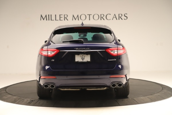 New 2019 Maserati Levante Q4 for sale Sold at Bentley Greenwich in Greenwich CT 06830 6