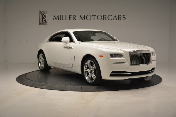 Used 2016 Rolls-Royce Wraith for sale Sold at Bentley Greenwich in Greenwich CT 06830 12