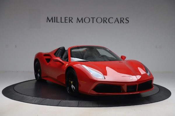 Used 2017 Ferrari 488 Spider for sale $275,900 at Bentley Greenwich in Greenwich CT 06830 11