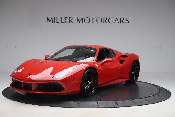 Used 2017 Ferrari 488 Spider for sale $273,900 at Bentley Greenwich in Greenwich CT 06830 13