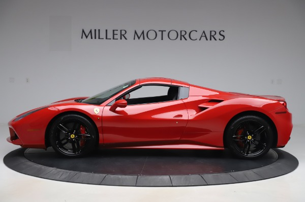 Used 2017 Ferrari 488 Spider for sale $273,900 at Bentley Greenwich in Greenwich CT 06830 14