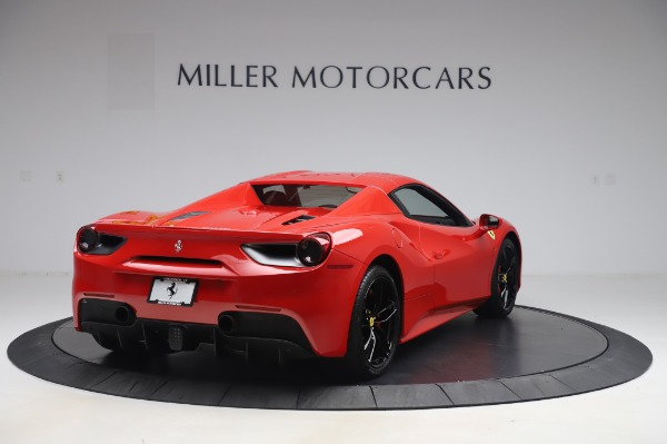 Used 2017 Ferrari 488 Spider for sale $273,900 at Bentley Greenwich in Greenwich CT 06830 16