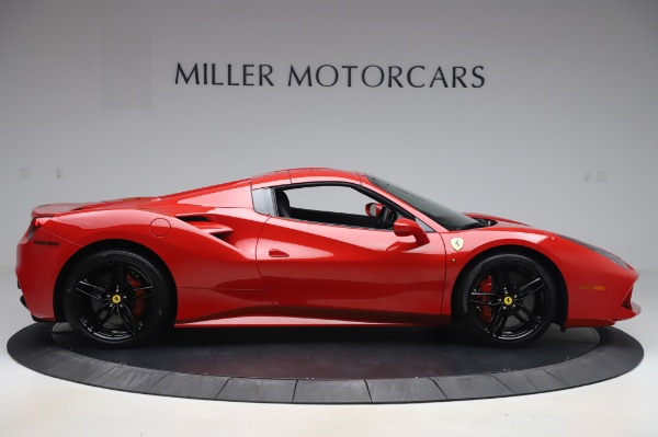 Used 2017 Ferrari 488 Spider for sale $273,900 at Bentley Greenwich in Greenwich CT 06830 17