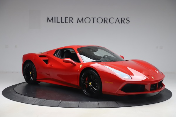 Used 2017 Ferrari 488 Spider for sale Sold at Bentley Greenwich in Greenwich CT 06830 18