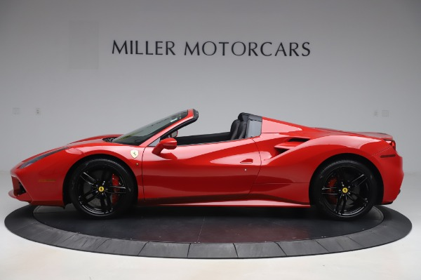 Used 2017 Ferrari 488 Spider for sale $275,900 at Bentley Greenwich in Greenwich CT 06830 3