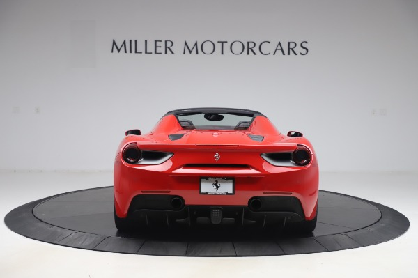 Used 2017 Ferrari 488 Spider for sale $273,900 at Bentley Greenwich in Greenwich CT 06830 6