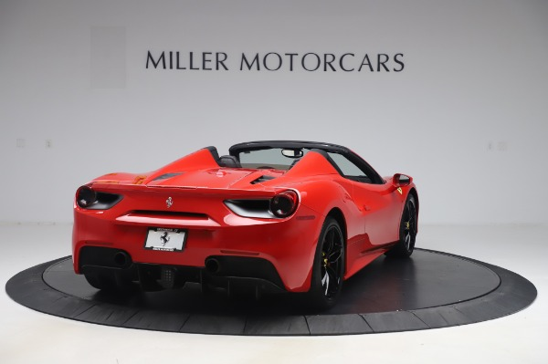 Used 2017 Ferrari 488 Spider for sale $273,900 at Bentley Greenwich in Greenwich CT 06830 7