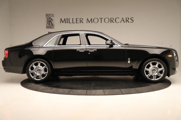 Used 2016 Rolls-Royce Ghost for sale Sold at Bentley Greenwich in Greenwich CT 06830 9