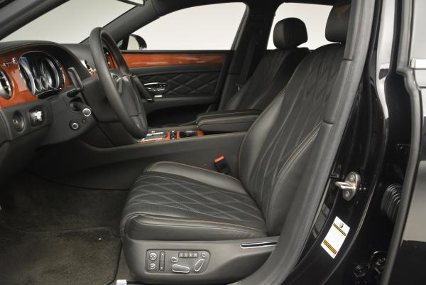 Used 2014 Bentley Flying Spur W12 for sale Sold at Bentley Greenwich in Greenwich CT 06830 14