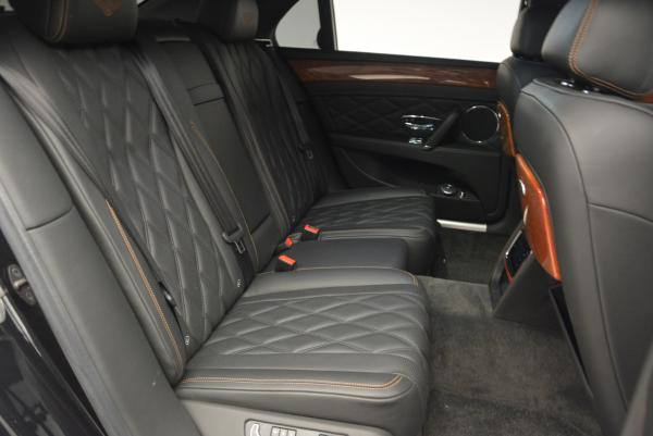 Used 2014 Bentley Flying Spur W12 for sale Sold at Bentley Greenwich in Greenwich CT 06830 22
