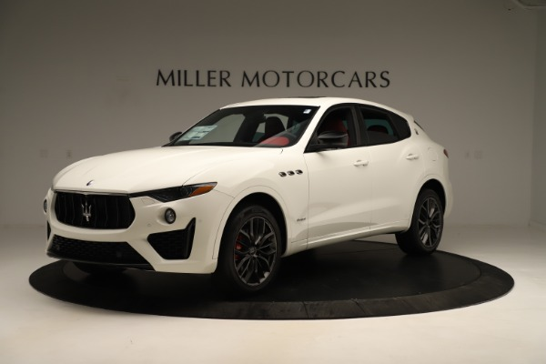 New 2019 Maserati Levante Q4 GranSport Nerissimo for sale $87,845 at Bentley Greenwich in Greenwich CT 06830 2