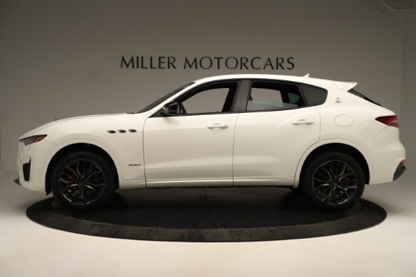 New 2019 Maserati Levante Q4 GranSport Nerissimo for sale $87,845 at Bentley Greenwich in Greenwich CT 06830 3
