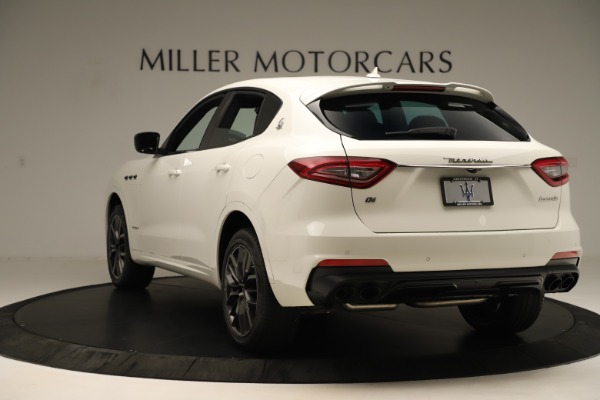 New 2019 Maserati Levante Q4 GranSport Nerissimo for sale $87,845 at Bentley Greenwich in Greenwich CT 06830 5