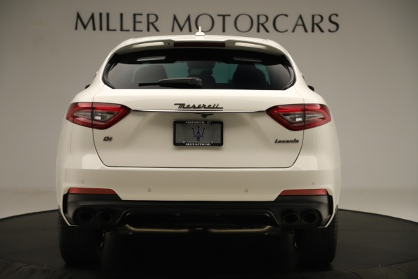 New 2019 Maserati Levante Q4 GranSport Nerissimo for sale $87,845 at Bentley Greenwich in Greenwich CT 06830 6