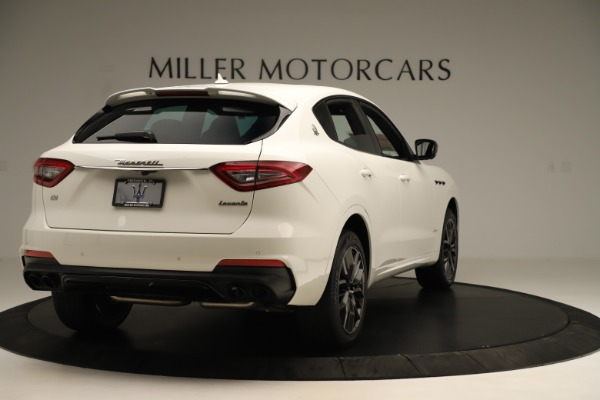 New 2019 Maserati Levante Q4 GranSport Nerissimo for sale $87,845 at Bentley Greenwich in Greenwich CT 06830 7