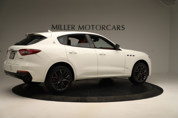 New 2019 Maserati Levante Q4 GranSport Nerissimo for sale $87,845 at Bentley Greenwich in Greenwich CT 06830 8