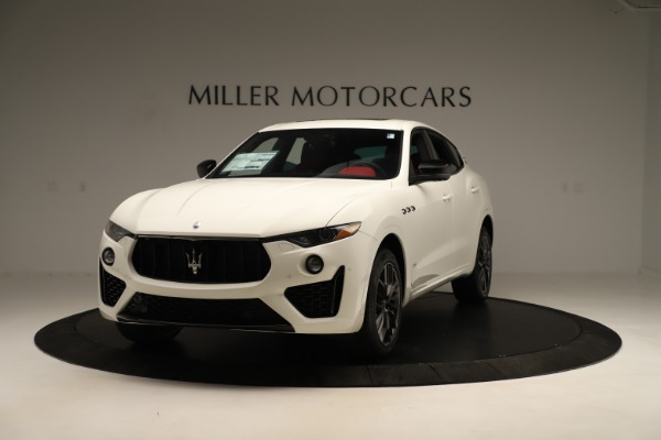 New 2019 Maserati Levante Q4 GranSport Nerissimo for sale $87,845 at Bentley Greenwich in Greenwich CT 06830 1