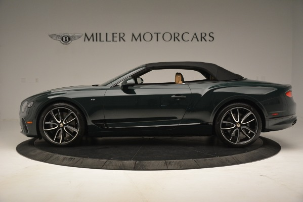 New 2020 Bentley Continental GTC V8 for sale Sold at Bentley Greenwich in Greenwich CT 06830 15