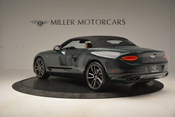 New 2020 Bentley Continental GTC V8 for sale Sold at Bentley Greenwich in Greenwich CT 06830 16