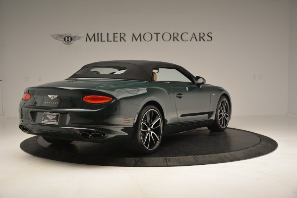 New 2020 Bentley Continental GTC V8 for sale Sold at Bentley Greenwich in Greenwich CT 06830 17