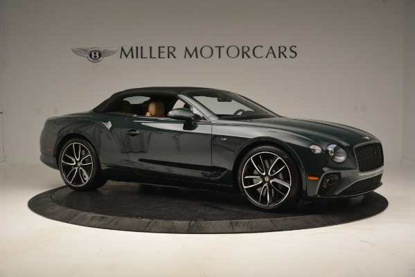 New 2020 Bentley Continental GTC V8 for sale Sold at Bentley Greenwich in Greenwich CT 06830 19