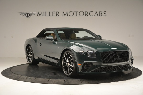 New 2020 Bentley Continental GTC V8 for sale Sold at Bentley Greenwich in Greenwich CT 06830 20