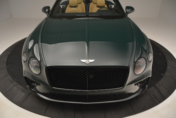 New 2020 Bentley Continental GTC V8 for sale Sold at Bentley Greenwich in Greenwich CT 06830 21