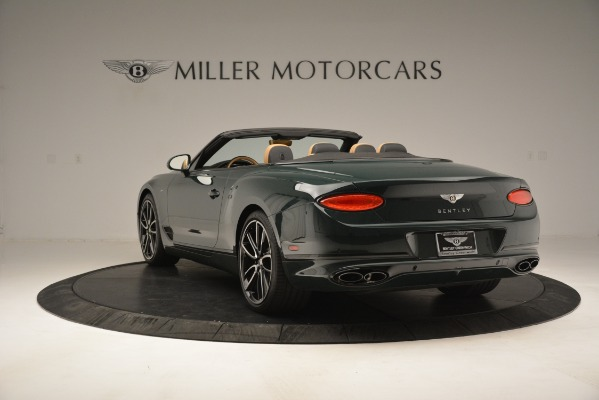 New 2020 Bentley Continental GTC V8 for sale Sold at Bentley Greenwich in Greenwich CT 06830 5