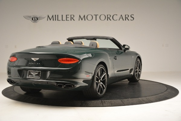 New 2020 Bentley Continental GTC V8 for sale Sold at Bentley Greenwich in Greenwich CT 06830 7