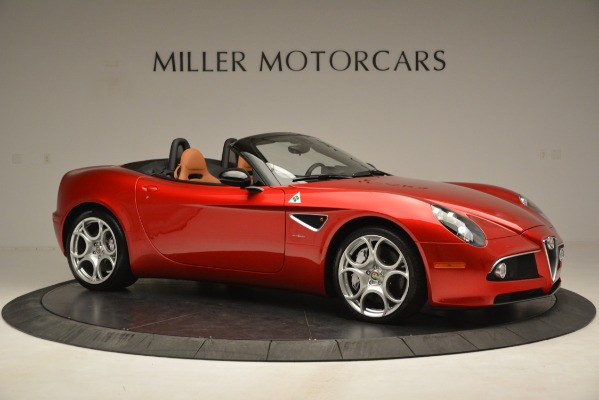 Used 2009 Alfa Romeo 8c Spider for sale Sold at Bentley Greenwich in Greenwich CT 06830 11