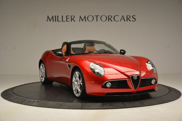 Used 2009 Alfa Romeo 8c Spider for sale Sold at Bentley Greenwich in Greenwich CT 06830 12