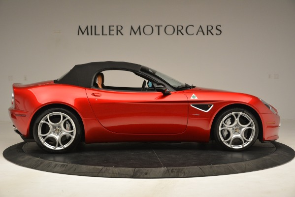 Used 2009 Alfa Romeo 8c Spider for sale Sold at Bentley Greenwich in Greenwich CT 06830 14