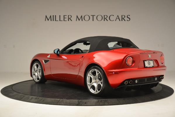 Used 2009 Alfa Romeo 8c Spider for sale Sold at Bentley Greenwich in Greenwich CT 06830 15