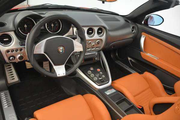 Used 2009 Alfa Romeo 8c Spider for sale Sold at Bentley Greenwich in Greenwich CT 06830 16