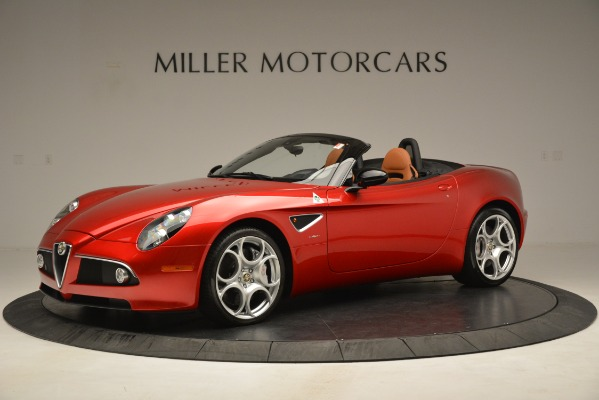 Used 2009 Alfa Romeo 8c Spider for sale Sold at Bentley Greenwich in Greenwich CT 06830 2