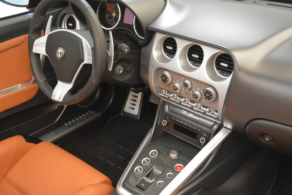 Used 2009 Alfa Romeo 8c Spider for sale Sold at Bentley Greenwich in Greenwich CT 06830 23