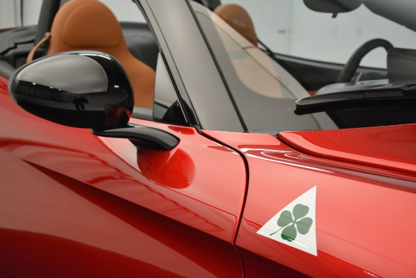 Used 2009 Alfa Romeo 8c Spider for sale Sold at Bentley Greenwich in Greenwich CT 06830 28