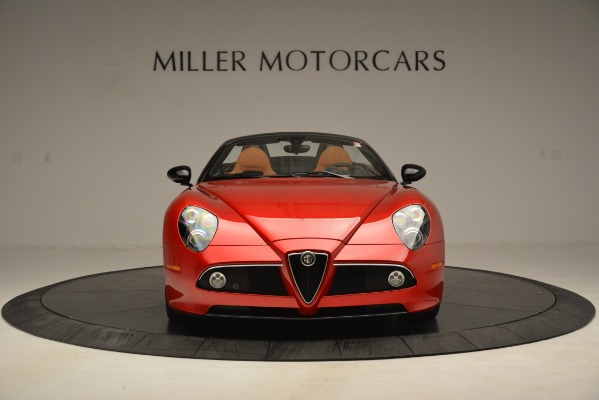 Used 2009 Alfa Romeo 8c Spider for sale Sold at Bentley Greenwich in Greenwich CT 06830 7