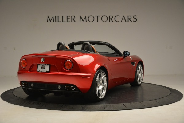 Used 2009 Alfa Romeo 8c Spider for sale Sold at Bentley Greenwich in Greenwich CT 06830 8