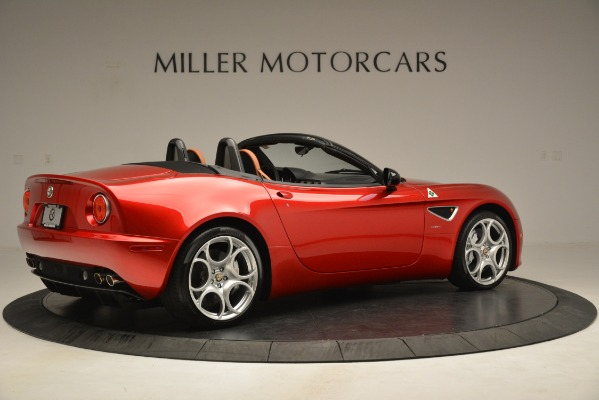Used 2009 Alfa Romeo 8c Spider for sale Sold at Bentley Greenwich in Greenwich CT 06830 9